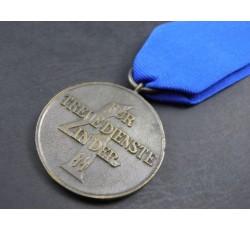 WW2 German SS 4 Years Long Service Award