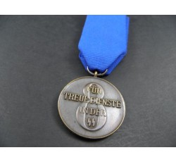 WW2 German SS 8 Years Long Service Award