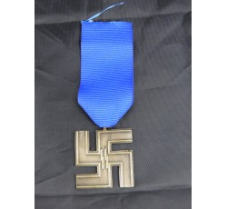 WW2 German SS 12 Years Long Service Award