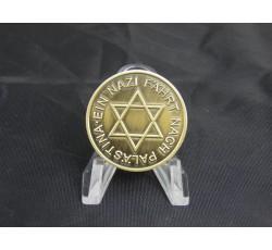 Der Angriff Goebbels' SS-Zionist Medal