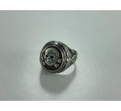 Waffen SS Death Head War Ring