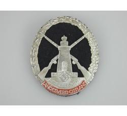 Arm Shield KRIEGERBUND LANDESVERB-OSTLAND