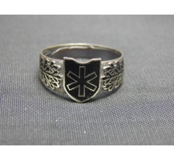6th SS Mountain Division Nord Silver Ring