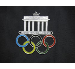 XI Olympiade Berlin 1936 Plaque