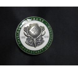 Hunting Association badge