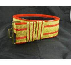 WW2 Luftwaffe officer's brocade cloth belt