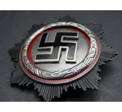 German Cross in Silver DKiS