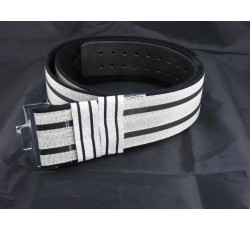 WW2 N.S.K.K officer's brocade cloth belt