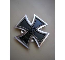 "WW2 EK1 Iron Cross 1'st Class ""pin-back"" Type"