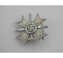 WW2 German KVK War Merit Cross 1'st Class with Swords